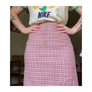 Sz 10 USA made Pendleton wool skirt